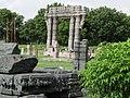 The ornamental gate of the Warangal Fort.jpg