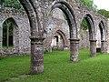 The ruined church of St. John the Baptist, Llanwarne - geograph.org.uk - 951603.jpg
