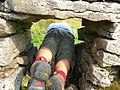 The things we do for a Geograph - geograph.org.uk - 238113.jpg