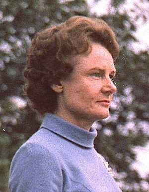 Spouse of the Prime Minister of New Zealand - Thea Muldoon, wife of Robert Muldoon.