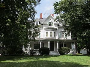 Theodore Dean House - Theodore Dean House