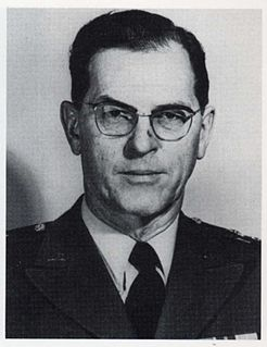 Theodore W. Parker United States general