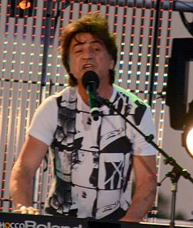 Thierry Pastor French singer and composer (born 1960)