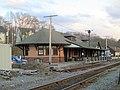 Third Railroad Station from Essex Street, March 2016.JPG