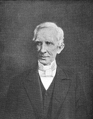 Thomas William Humes - Portrait of Thomas William Humes by artist Lloyd Branson