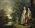 Thomas Gainsborough (1727-1788) - Heneage Lloyd and His Sister, Lucy - 710 - Fitzwilliam Museum.jpg