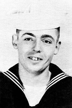 Thomas Pynchon, Navy Sailor.jpg