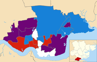 2016 Thurrock Council election