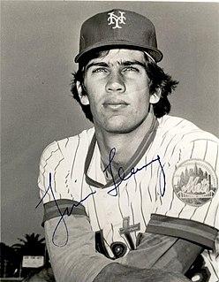 Tim Leary American baseball player