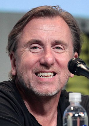 Lie to Me - Tim Roth, who plays the role of lead character Cal Lightman