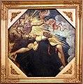 Tintoretto, tavole per un soffitto a palazzo pisani in san paterniano a venezia, 1541-42, semele incenerita da giove.jpg
