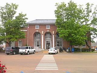 Tippah County, Mississippi County in the United States