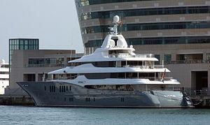 Titan (yacht) - Image: Titan Ship 2010