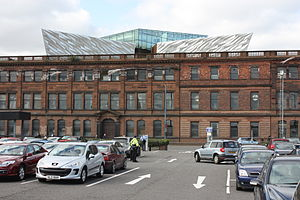 Titanic House, Belfast, March 2012 (01).JPG
