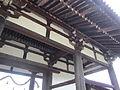 Todai-ji Tegai-mon National Treasure 国宝東大寺転害門20.JPG