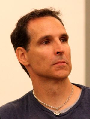 Todd McFarlane at the 2009 Comic Con in San Diego.
