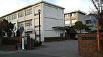 Tokushima City Joto Middle school.jpg