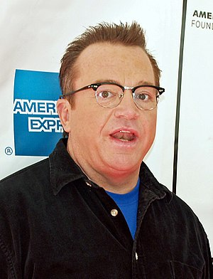 Tom Arnold (actor) - Arnold at the 2007 Tribeca Film Festival
