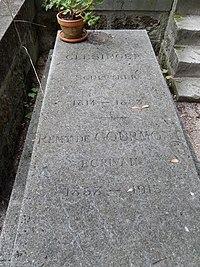 Tombe de Clesinger (division 10).JPG