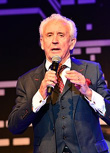 Tony Christie performing at the Appen musiziert 2015[:de] benefit concert in Schleswig-Holstein, Germany