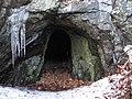 Torbjørnsbu gruve, påbegynt stoll (3).JPG