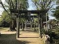 Toriis of Itsuki Shrine.jpg