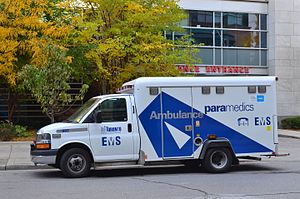 Toronto Paramedic Services - Toronto Type III Ambulance