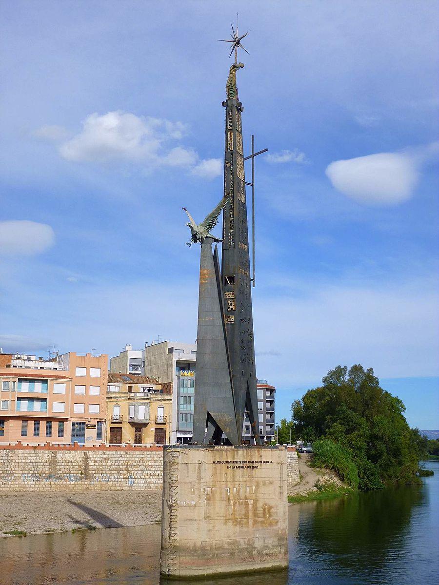 Monument Batalla Ebre
