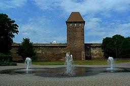 Torturmplatz in Worms