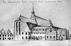 Kościół Dominikanów w Toruniu