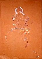Toulouse-Lautrec - FEMME METTANT SON CORSET, 1896, MTL.190.jpg