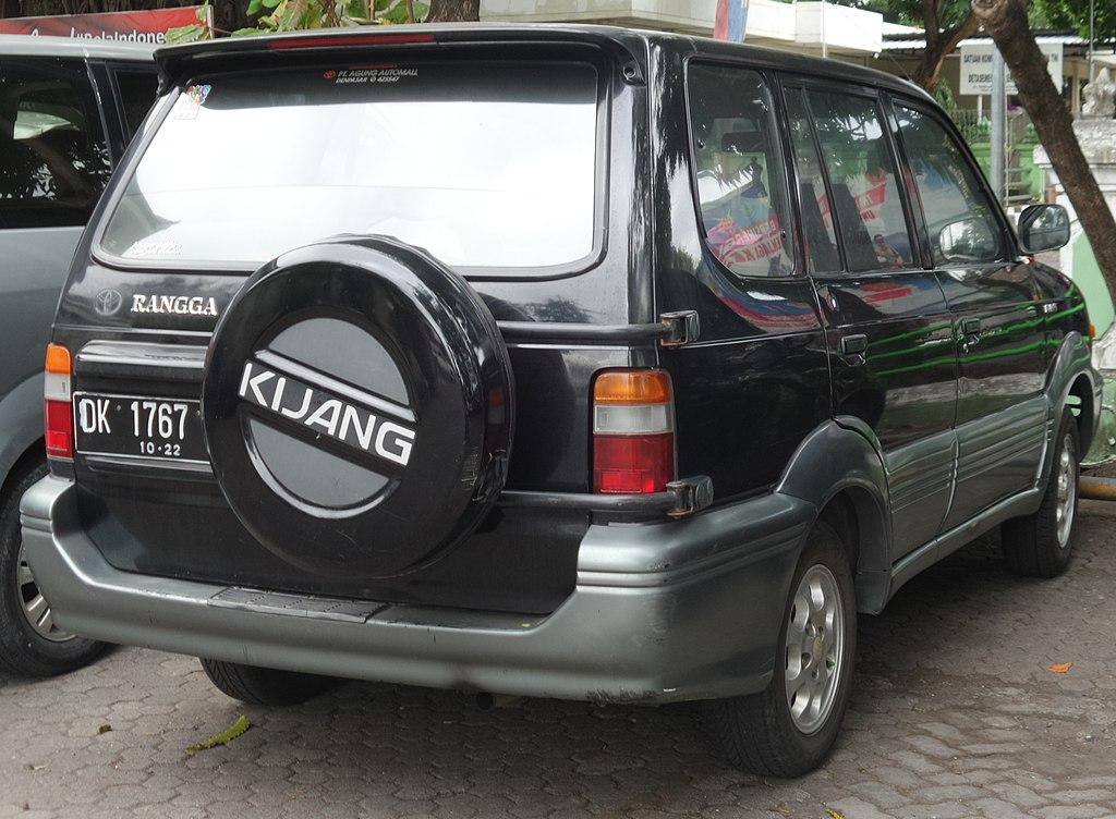 Toyota Kijang Rangga