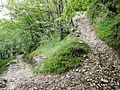 Trail, Sentiero, Wanderweg nach Navene - panoramio (2).jpg