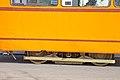 Tram in Sofia near Central mineral bath 2012 PD 018.jpg