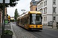 Tram on Warthaer Strasse, Dresden - geo.hlipp.de - 5098.jpg