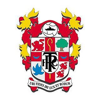 Tranmere Rovers F.C. Association football club in Birkenhead, England