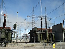 Hydro Quebec S Electricity Transmission System Wikipedia