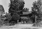 Historisches Gasthaus aus dem 19. Jahrhundert