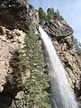 Treasure Falls, CO plunge June 2013.jpg