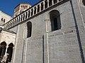 Trento-Duomo-pilastrini romani facciata settentrionale.jpg