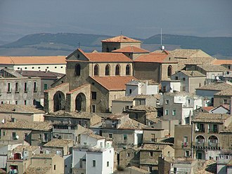 Tricarico - Cathedral of Tricarico