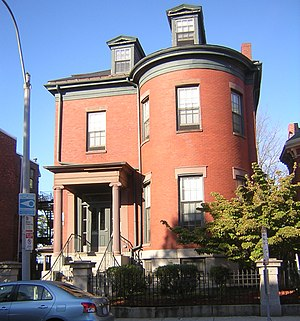 Trinity Neighborhood House - The Trinity Neighborhood House in 2009.