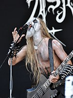 "Tsjuder, Jan-Erik ""Nag"" Romøren at Party.San Metal Open Air 2013 03.jpg"