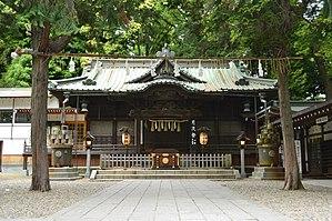 Urawa-ku, Saitama - Tsuki-jinja