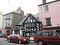 Tudor Rose - the oldest timber-framed building in Wales - geograph.org.uk - 416153.jpg