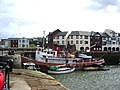 Tug boat, Maryport Docks - geograph.org.uk - 563447.jpg
