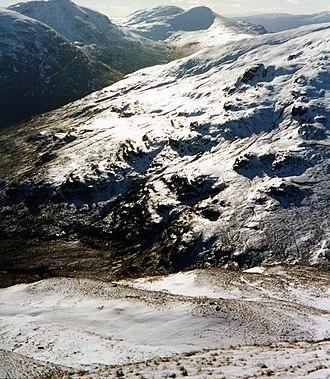 Battle of Tullich - Tullich Hill