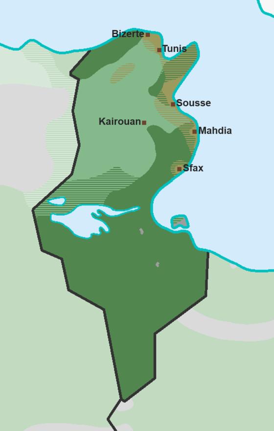 Arabe tunisien - Wikiwand
