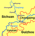 Tuojiang River map.PNG