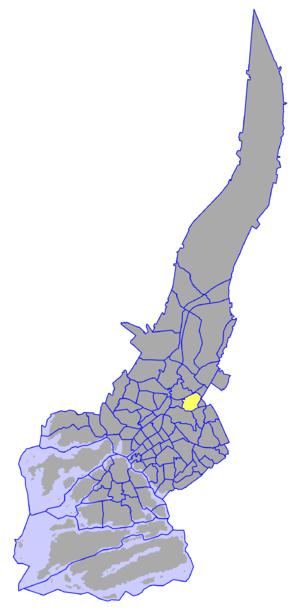 Halinen - Halinen on a map of Turku.